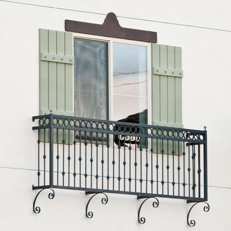 What is a juliet balcony hooks lattice blog for Metal balcony