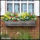 Custom Modern Farmhouse Window Box