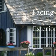 Facing Forward with Exterior Shutters