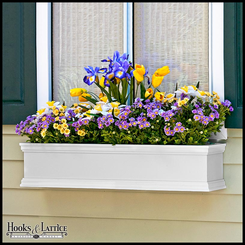 Laguna Fiberglass Window Box