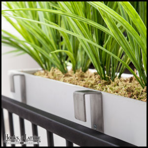Balcony Railing Planter Brackets